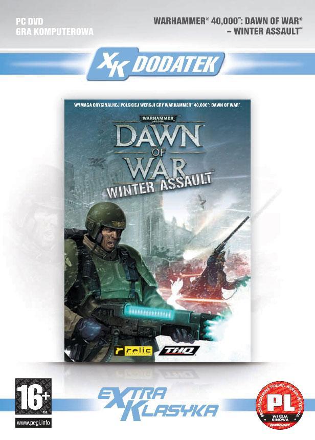 Warhammer 40,000: Dawn of War - Winter Assault - POLTERGEIST.